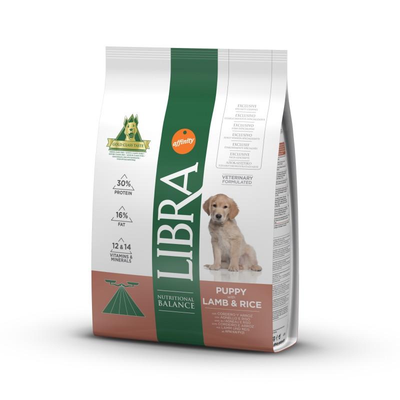 Libra Puppy Borrego