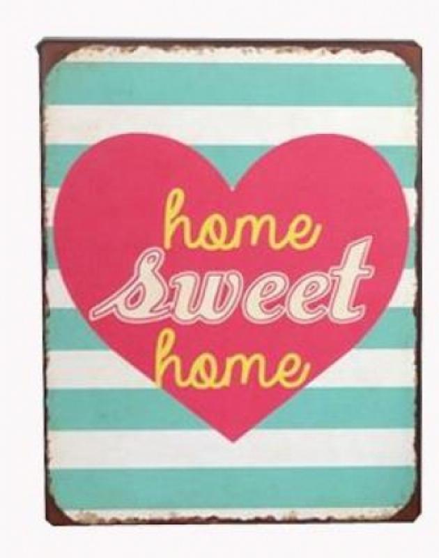 Sinal Home Sweet Home